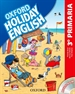 Portada del libro Holiday English 3.º Primaria. Student's Pack 3rd Edition