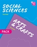 Portada del libro New Think Do Learn Social Sciences & Arts & Crafts 1. Class Book + Stories Pack