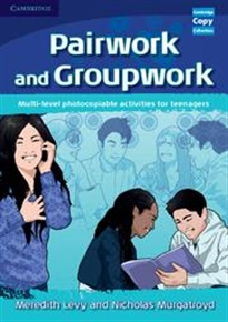 Books Frontpage Pairwork and Groupwork