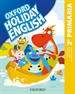 Portada del libro Holiday English 2.º Primaria. Student's Pack 3rd Edition. Revised Edition