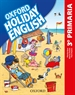 Portada del libro Holiday English 3.º Primaria. Student's Pack 3rd Edition. Revised Edition