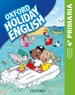 Portada del libro Holiday English 4.º Primaria. Student's Pack 4rd Edition. Revised Edition