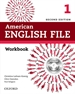 Front pageAmerican English File 2nd Edition 1. Workbook with iChecker