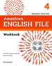 Front pageAmerican English File 2nd Edition 4. Workbook without Answer Key Pack