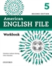 Front pageAmerican English File 2nd Edition 5. Workbook without Answer Key Pack