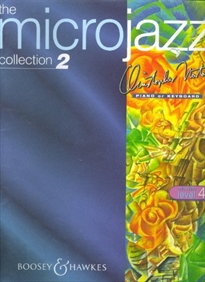 Books Frontpage MICROJAZZ COLLECTION 2 LEVEL 4