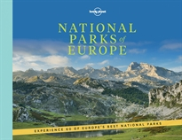 Portada del libro National Parks of Europe 1