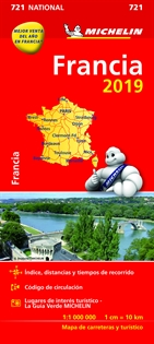 Books Frontpage Mapa National Francia