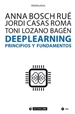 Portada del libro Deep learning