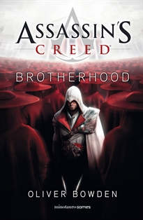 Books Frontpage Assassin's Creed. Brotherhood