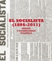 Front pageEl Socialista (1886-2011)