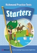 Portada del libro Richmond Practice Tests Starters Student's Book