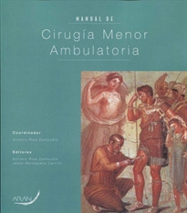 Portada del libro Manual de cirugía menor ambulatoria