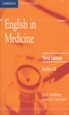 Portada del libro English in Medicine Audio CD 3rd Edition