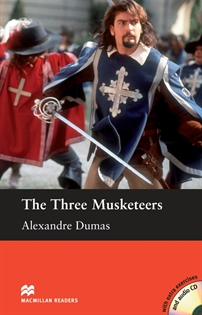 Portada del libro MR (B) The Three Muskateers Pk