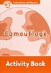 Portada del libro Oxford Read and Discover 2. Camouflage Activity Book