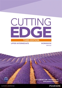 Books Frontpage Cutting Edge 3rd Edition Upper Intermediate Workbook with Key