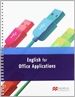 Portada del libro English Office Applications