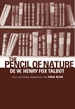 Portada del libro The Pencil of Nature de W. Henry Fox Talbot