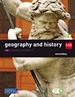 Portada del libro Geography and history. 3 Secondary. Savia