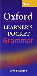 Books Frontpage Oxford Learner's Pocket Grammar
