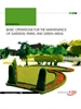 Portada del libro Basic operations for the maintenance of gardens, parks, and green areas. Work book