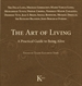 Front pageThe art of living