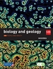 Portada del libro Biology and geology. 3 Secondary. Savia