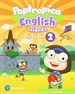 Portada del libro Poptropica English Islands Level 2 Handwriting Pupil's Book plus Online