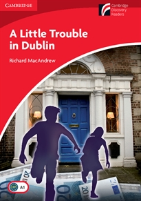 Books Frontpage A Little Trouble in Dublin Level 1 Beginner/Elementary