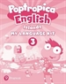 Portada del libro Poptropica English Islands Level 3 My Language Kit + Activity Book pack
