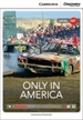 Portada del libro Only in America Low Intermediate Book with Online Access