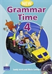 Portada del libro Grammar Time 4 Student Book Pack New Edition