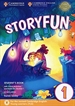 Portada del libro Storyfun for Starters Level 1 Student's Book with Online Activities and Home Fun Booklet 1 2nd Edition