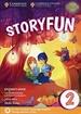 Portada del libro Storyfun for Starters Level 2 Student's Book with Online Activities and Home Fun Booklet 2 2nd Edition