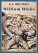 Front pageWilliam Blake