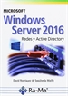 Front pageMicrosoft windows server 2016