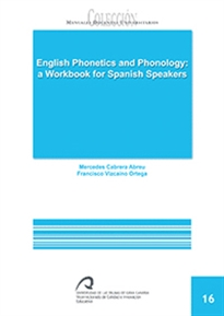 Portada del libro English phonetics and phonology: a workbook for spanish speakers