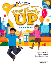 Portada del libro Everybody Up! 2nd Edition Starter. Student's Book with CD Pack