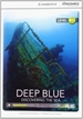 Front pageDeep Blue: Discovering the Sea Intermediate Book with Online Access
