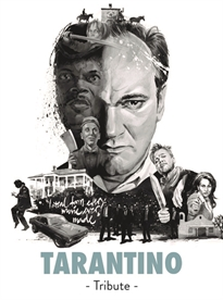 Books Frontpage TARANTINO -Tribute-