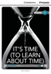 Portada del libro It's Time (To Learn About Time) Beginning Book with Online Access