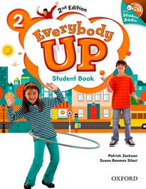 Portada del libro Everybody Up! 2nd Edition 2. Student's Book with CD Pack