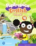 Portada del libro Poptropica English Islands Level 4 Pupil's Book and Online World Access
