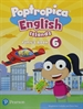 Portada del libro Poptropica English Islands Level 6 Pupil's Book and Online World Access