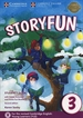Portada del libro Storyfun for Movers Level 3 Student's Book with Online Activities and Home Fun Booklet 3 2nd Edition