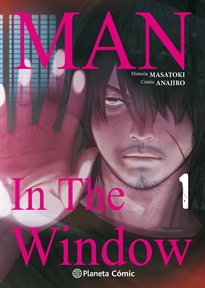 Portada del libro Man in the Window nº 01