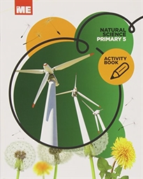Portada del libro Natural Science 5º - Activity Book