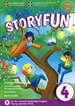Portada del libro Storyfun for Movers Level 4 Student's Book with Online Activities and Home Fun Booklet 4 2nd Edition