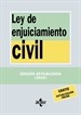 Front pageLey de Enjuiciamiento Civil
